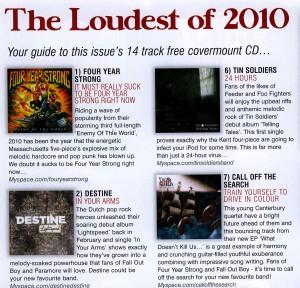 big cheese cd info dec 2010