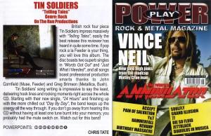 tin soldiers powerplay june 2010