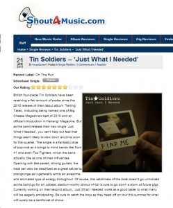 tin soldiers - shout4music.com 21_04_11