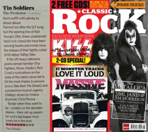 Classic Rock May 2014 - The Protester