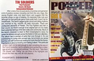 Power Play April 2014